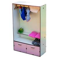 Мебель для кукольных домиков Барби, Monster High, Winx, LOL