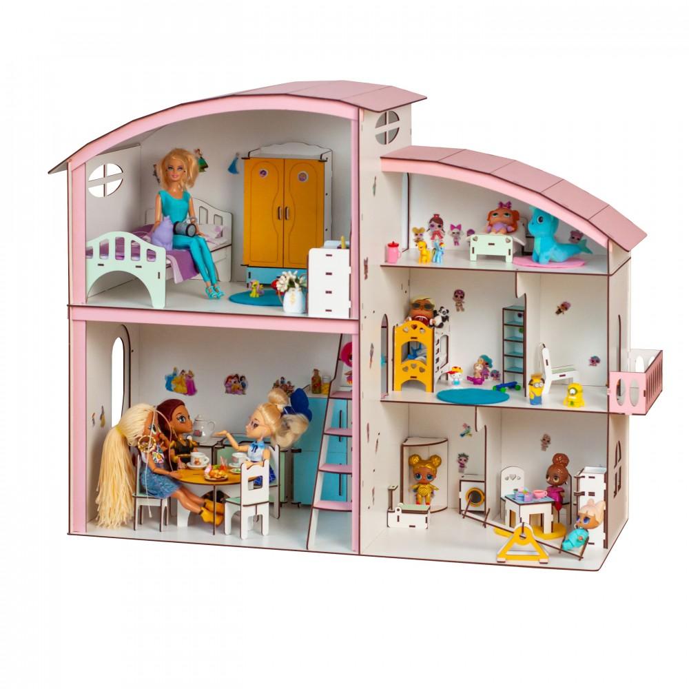 Кукольный домик Гулливер