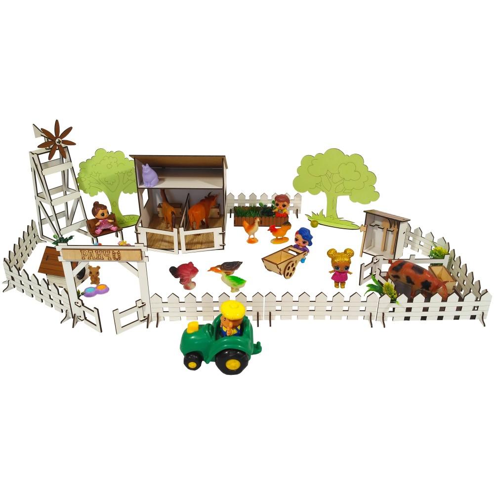 Набор мебели Веселое Ранчо