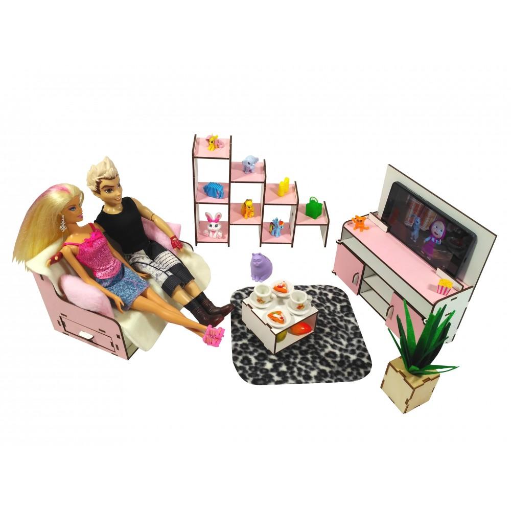 Набор игровой мебели Гостиная