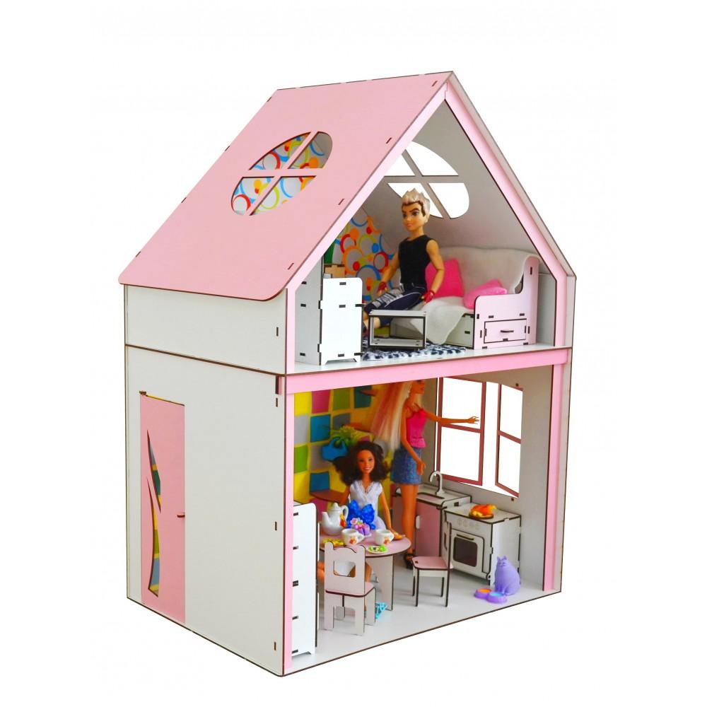 Кукольный Загородный домик