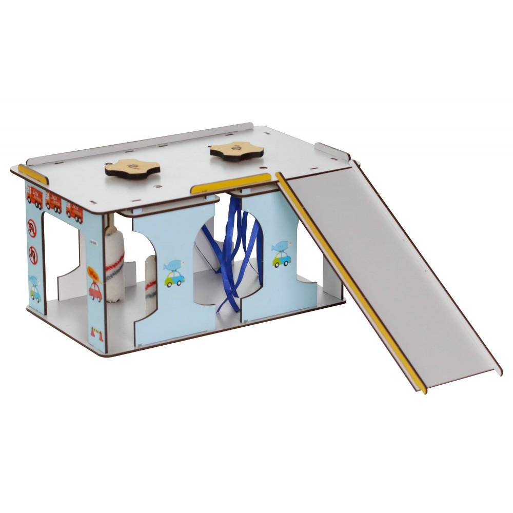 Игровой набор Мойка с эстакадой